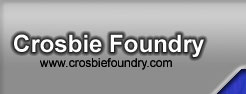 Crosbie Foundry Co Inc Logo